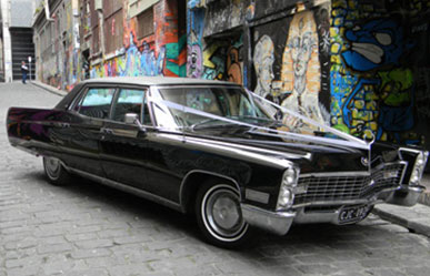 Cadillac Dreams Wedding Car Hire